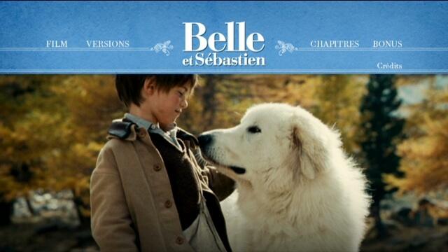 Belle & Sébastien Poster