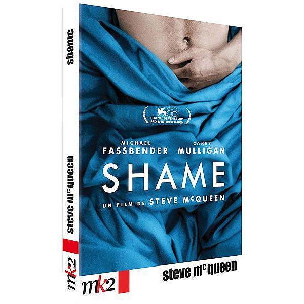 Shame DVD & BD