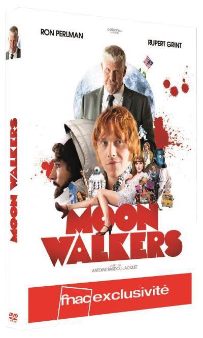 DVD Monnwalkers