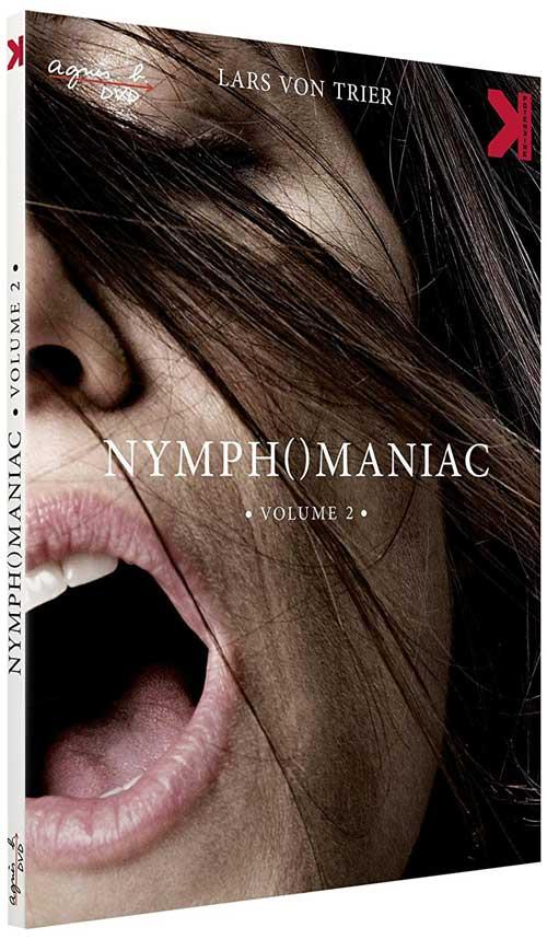 Nymphomaniac DVD