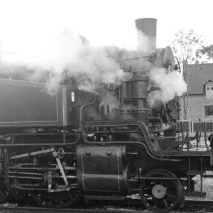 Photo train vapeur 1