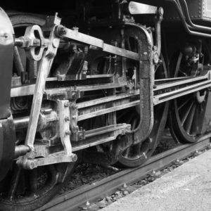 Photo train vapeur 2