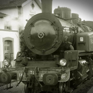 Photo train vapeur 4