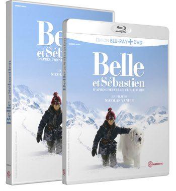 Illustration DVD Belle & Sébastien