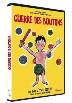 Illustration DVD La guerre des boutons de Yves Robert